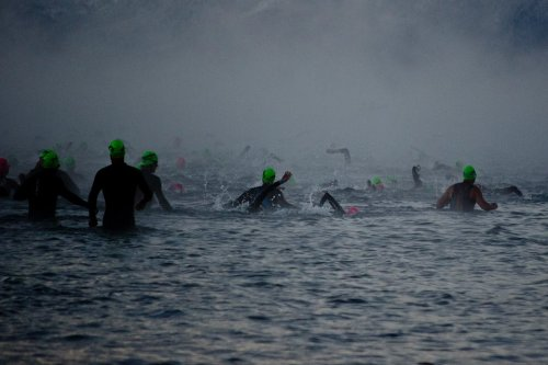 2013 Ironman® Lake Tahoe Swim - Steve Hall