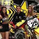 Rockstar Energy Suzuki Mx Launch Enduro Racing In Ireland