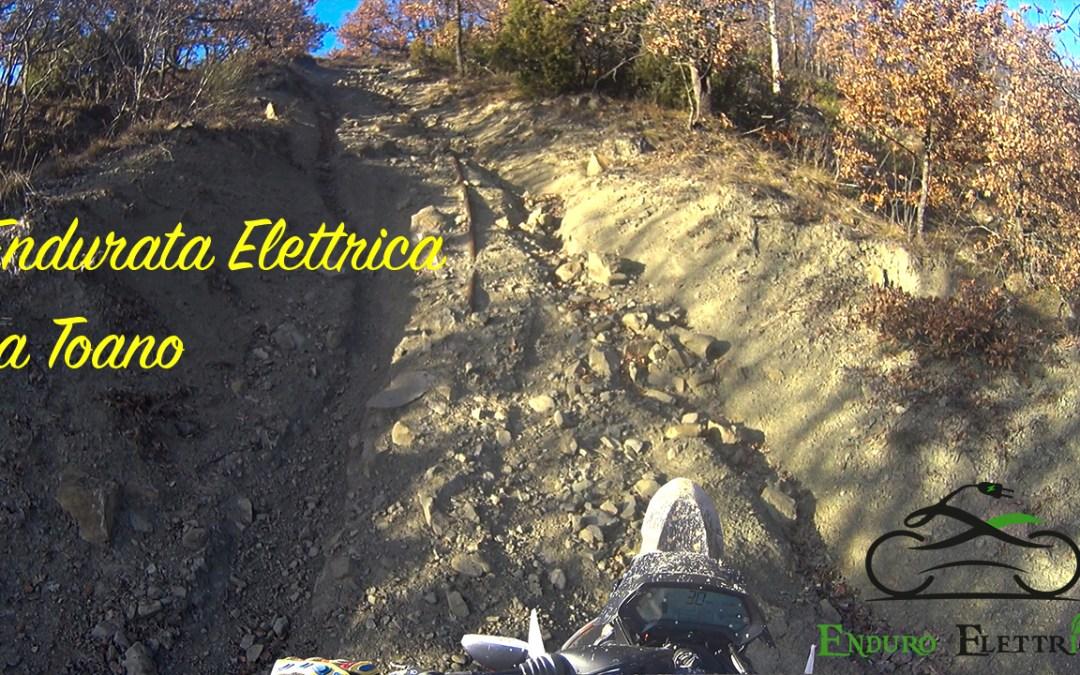 Video highlight di Endurata Elettrica a Toano RE del 1/20