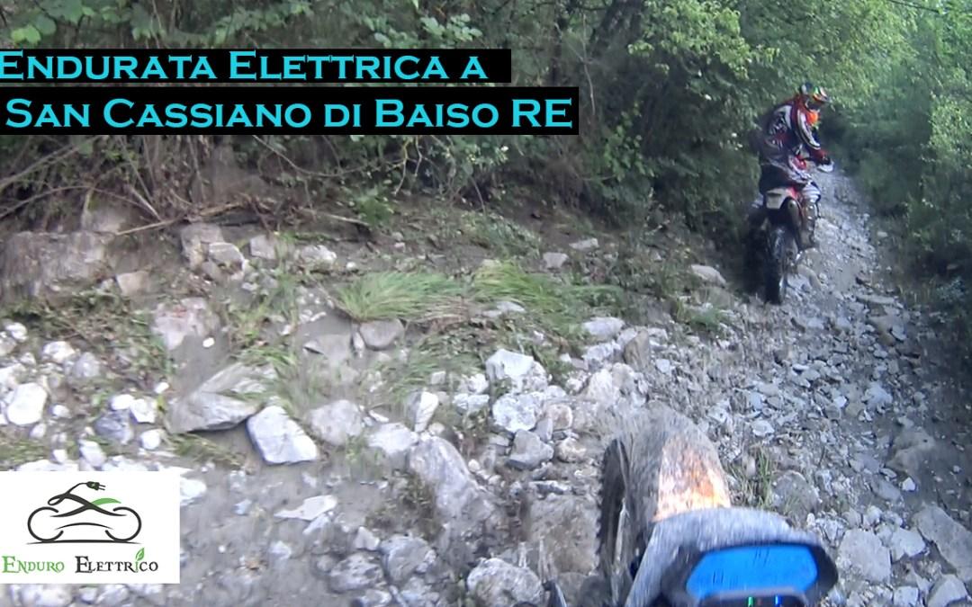 Video Endurata Elettrica a San Cassiano di Baiso RE del 6/18