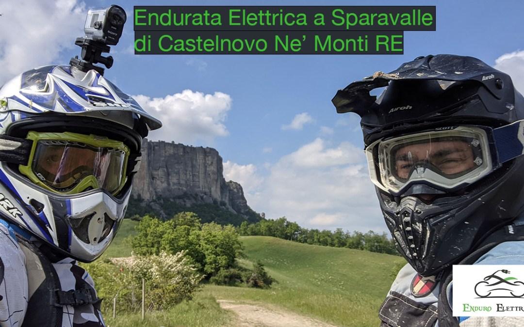 Video Endurata Elettrica a Sparavalle di Castelnovo Ne' Monti RE del 5/21