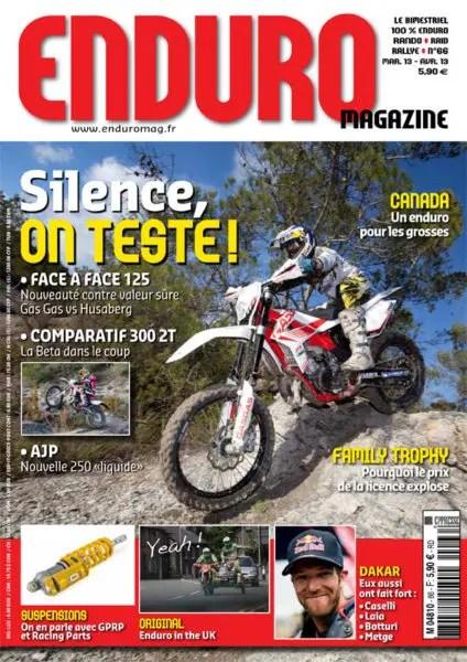 Enduro Mag #66 à l'approche