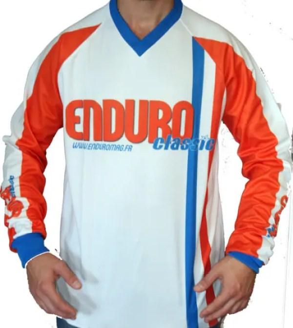 Maillot Enduro Classic