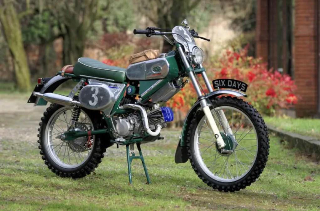 Moto Bylot Six Days 175