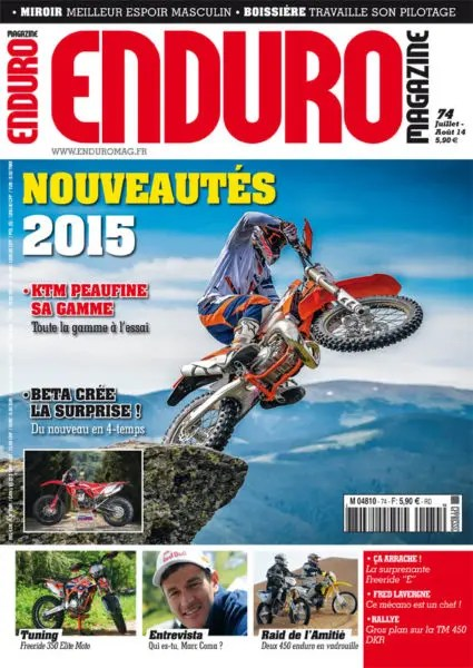 Enduro magazine #74