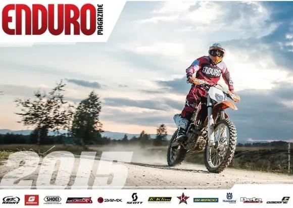 Calendrier 2015 Enduro Magazine