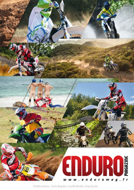 Calendrier Enduro Magazine 2015
