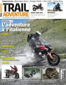 Trail Adventure Magazine n°4