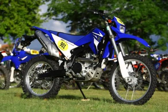 Yamaha WR 250 R 2011