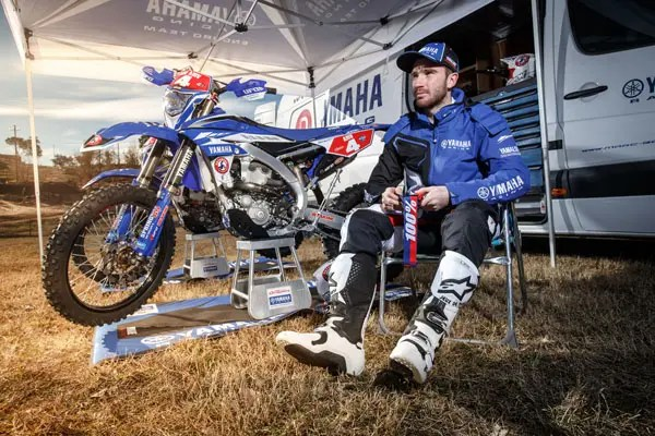 Outsiders Yamaha Team Enduro Officiel