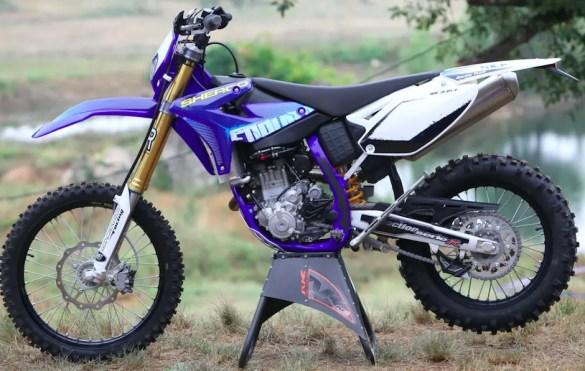 Sherco SE 3.0 i-F 2011