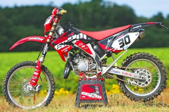 HM Honda 125 CR 2007