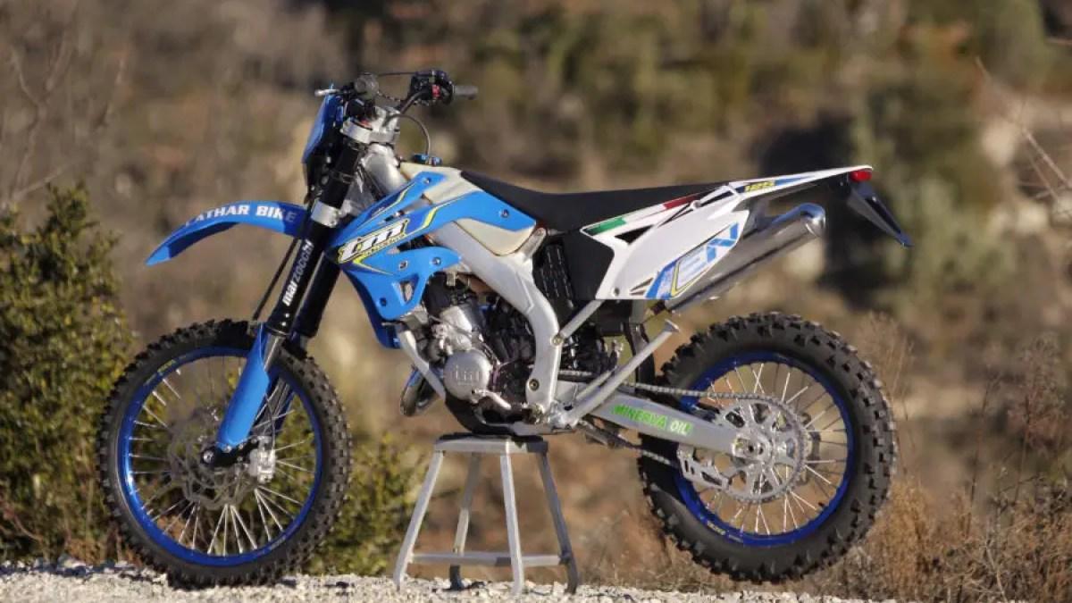 TM Racing 125 EN 2011