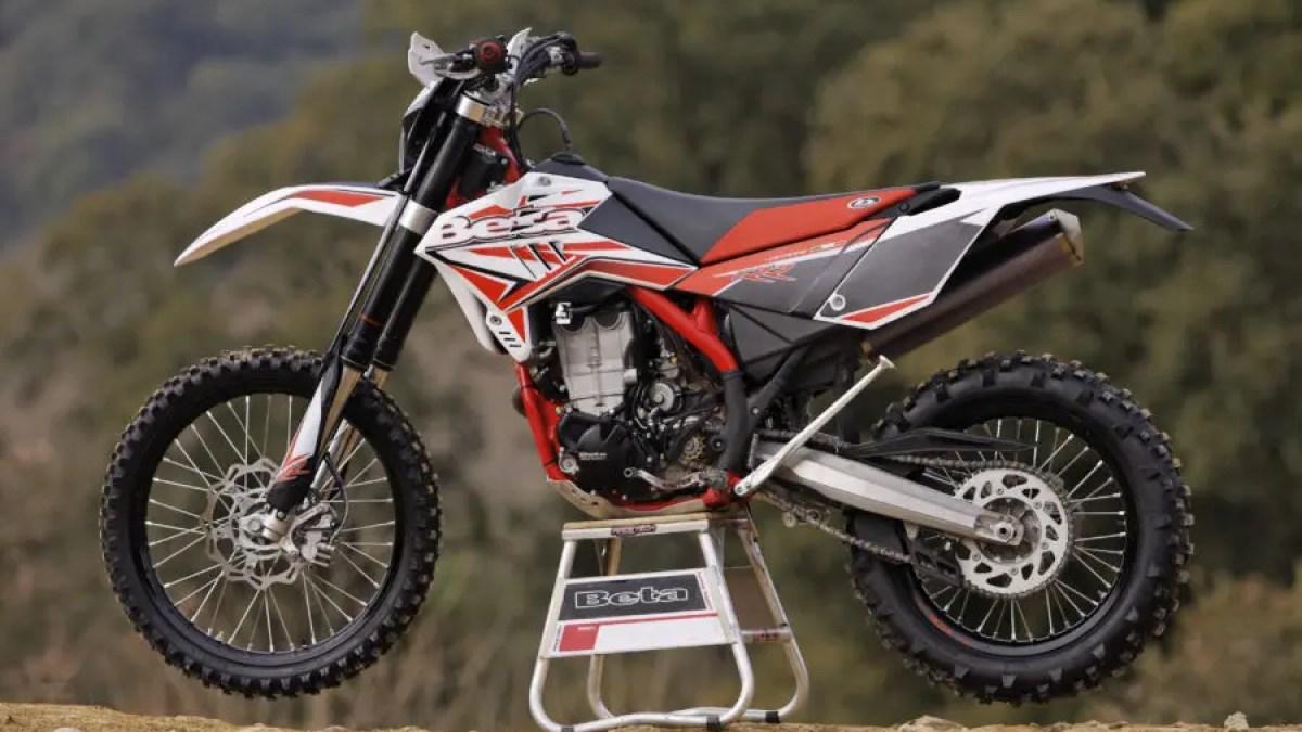 Beta 350 RR 2011