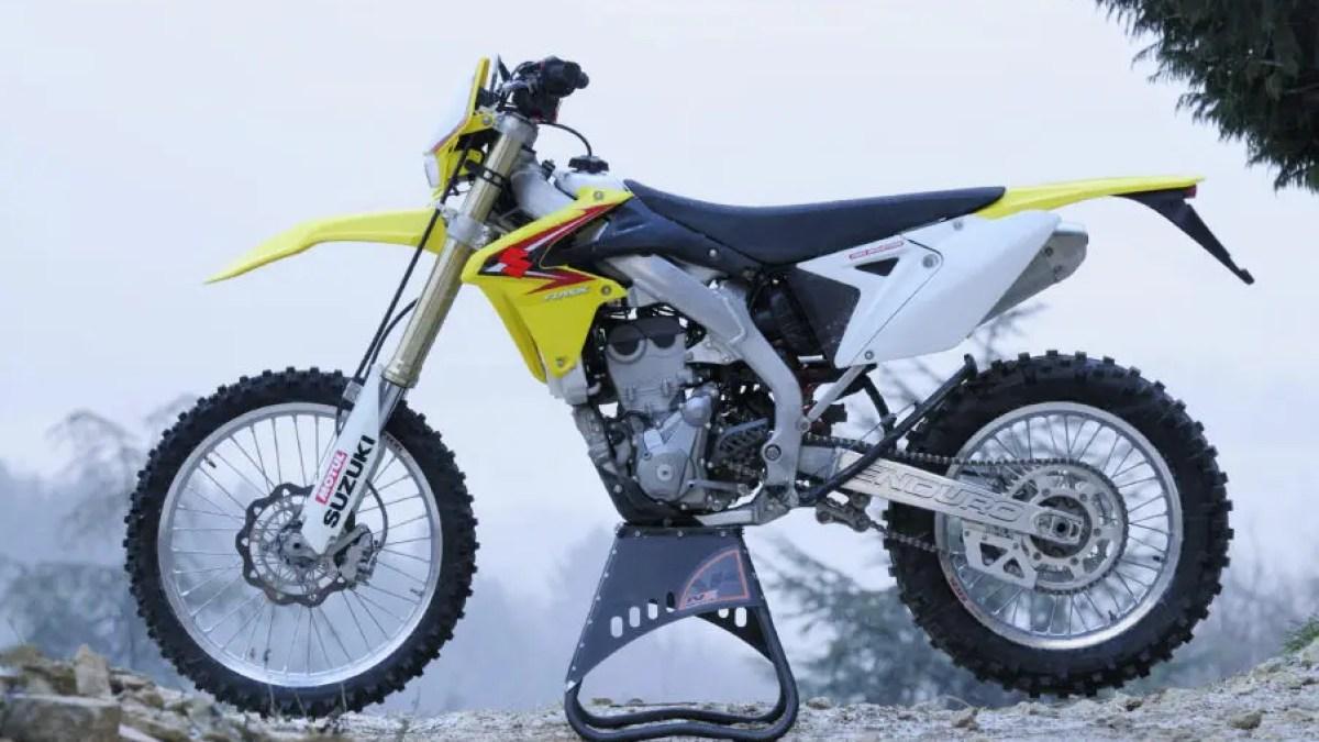 Suzuki RMX 450 Z 2011