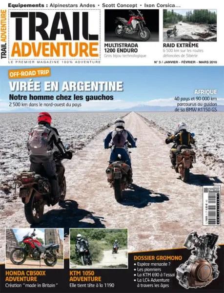 Trail Adventure Magazine n°5