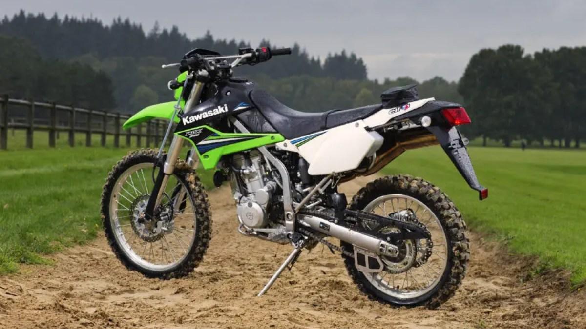 Kawasaki KLX 250 2014