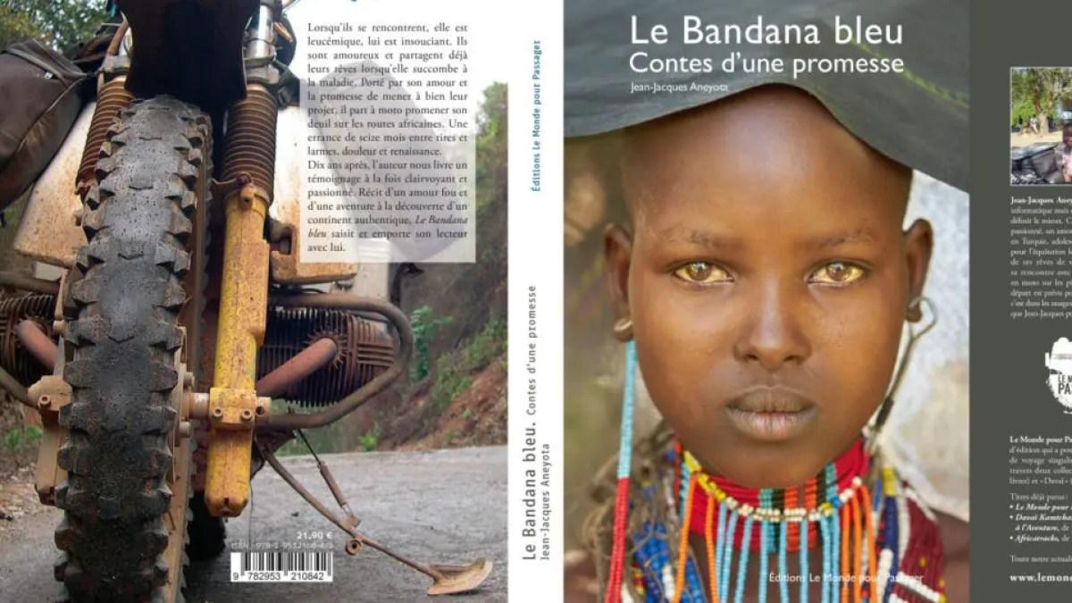 Le Bandana bleu, contes d'une promesse de Jean-Jacques Aneyota