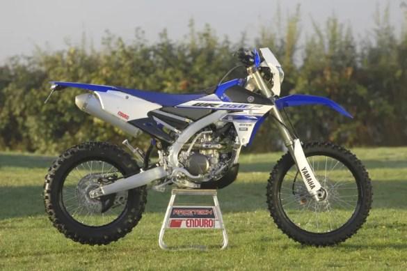 Yamaha 250 WR-F