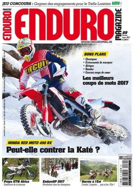 Enduro Magazine n°89