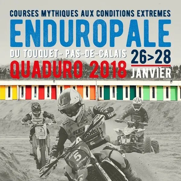 Enduropale du Touquet ce week-end