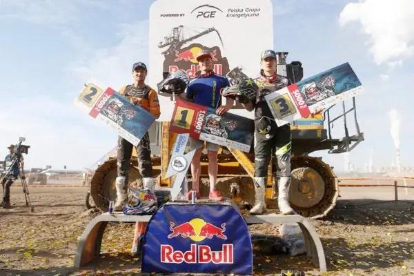 Red Bull 111 Megawatt : Wade Young, l'homme en forme !