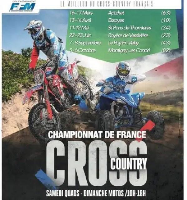 Le championnat de France cross-country 2019 s'ouvre aux enfants de 11 à 15 ans