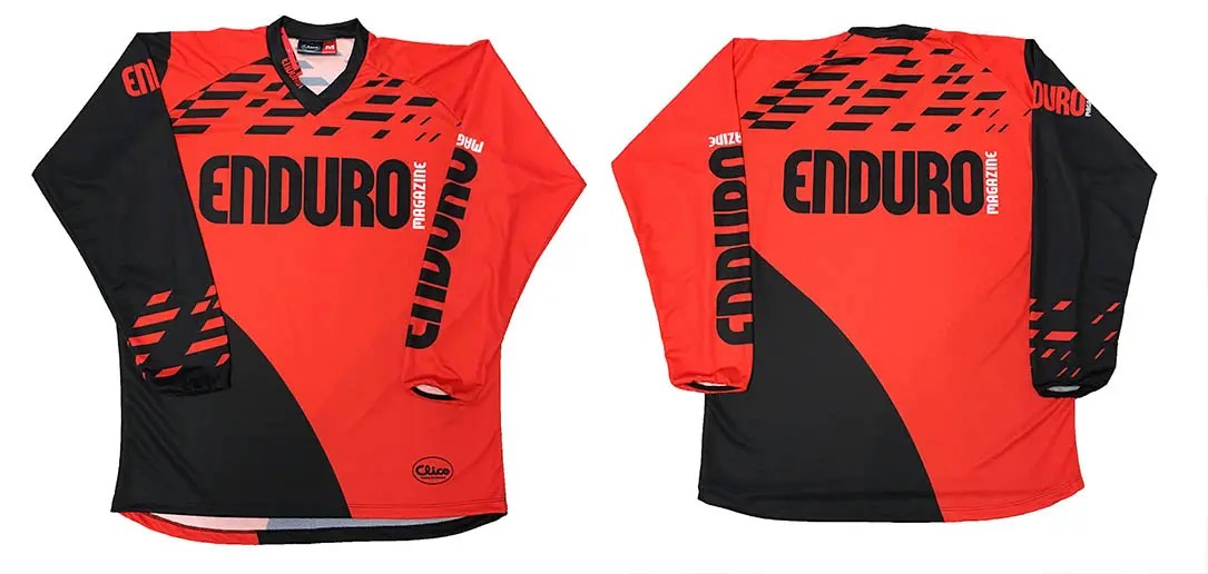 Nouveau maillot enduromag