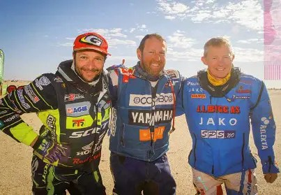 Rallye : Alessandro Botturi remporte l'Africa Eco Race