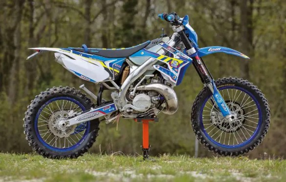 TM 250 by TS Racing