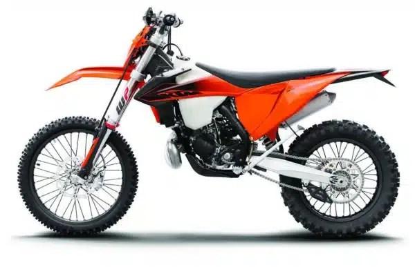 KTM EXC 2020 : les infos et premières images