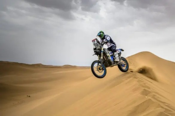 silk way rally étape 8