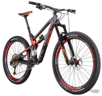 Intense Carbine Factory build - 11 198€ - Poste de pilotage et roues Enve - Transmission Sram XX1/XO1 Eagle - Freins Shimano XTR.
