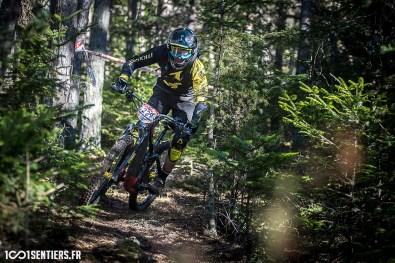 Kenny Muller (E-Team Mavic LRL) #3 Ebike