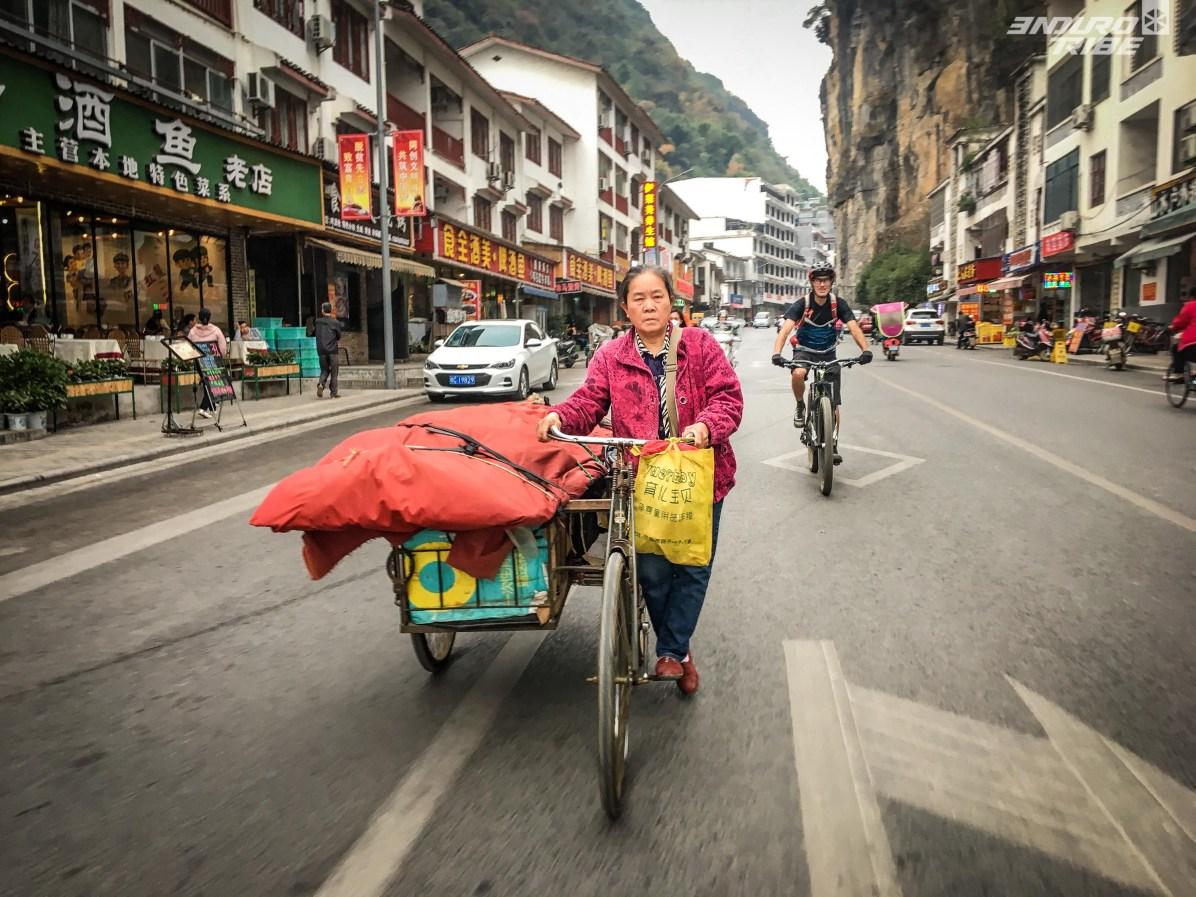 Contraste voyage VTT Hong Kong Chine partie 2-45