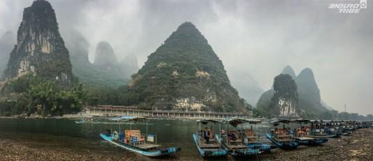 La rivière Li.