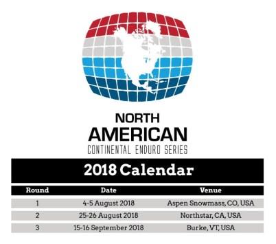 ews continental enduro series amerique
