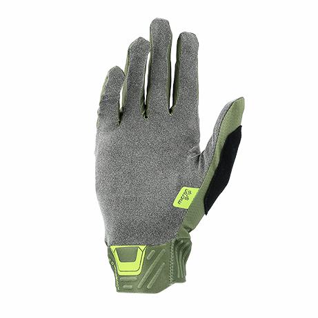 Il a tout d'un gant d'été classique : paume fine, préformée et sans couture, une partie microfibre pour essuyer masque et lunette... mais offre un dessus de main coupe-vent WindBlock.