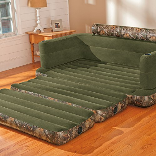 Queen Size Pull Out Sofa