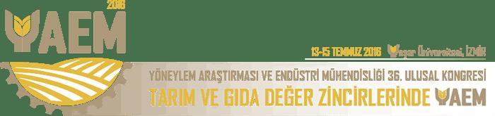 Yöneylem Araştırması ve Endüstri Mühendisliği Öğrenci Yarışması