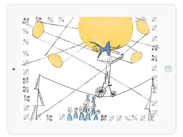 schöne Kinder App mit Kunst von Andy Warhol