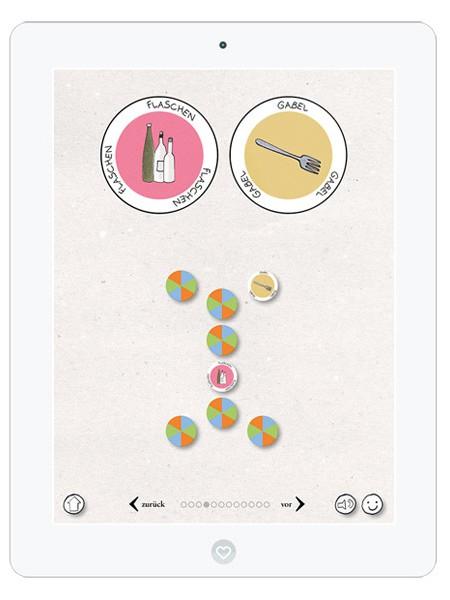 Memory Spiele App für Kinder