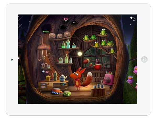 Kinder-App Kleiner Fuchs Kinderlieder zum Mitsingen – Musik selber komponieren