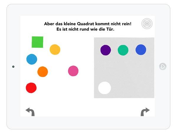 Kinderbuch App über Gleichberechtigung