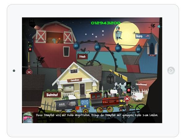 Rätsel Abenteuer App für ältere Kinder