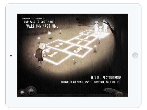 Kinderbuch App über Diskriminierung
