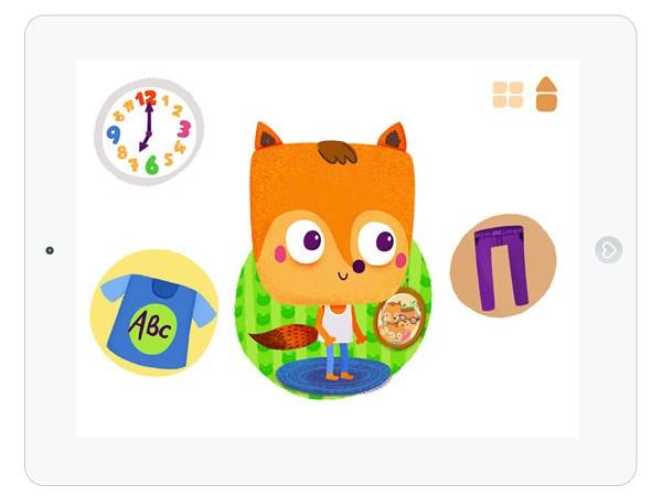 Kinderleicht Die Uhr Lernen Wie Spat Ist Es Mr Fox Ene Mene Mobile
