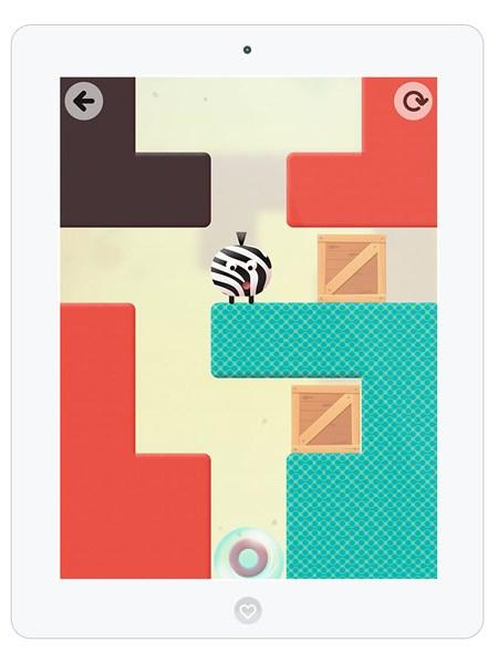 Kinder Spiele App mit Logik