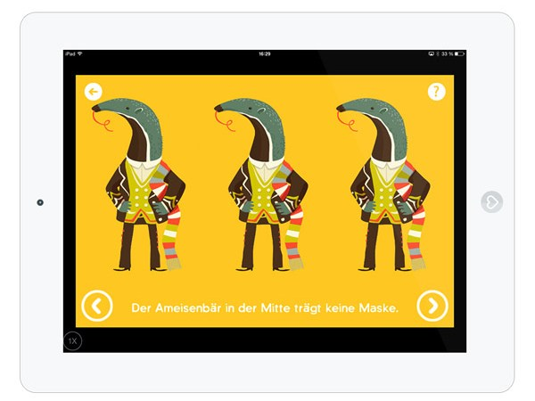 Rätsel App für Kinder