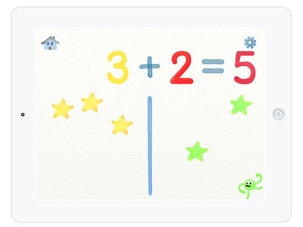 Kinder Mathe lern App